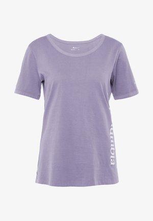 CSC™ PIGMENT TEE - T-shirt imprimé - dusty iris