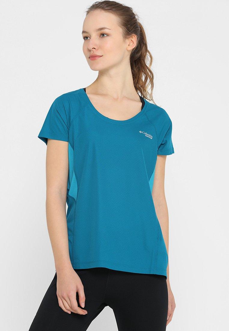 Columbia - TITAN ULTRA™ SHORT SLEEVE - T-Shirt print - siberia