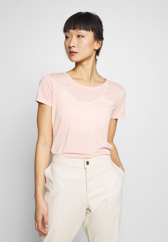 LAVA LAKE™ TEE - T-shirt - bas - peach cloud