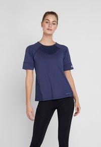 Columbia - WINDGATES TEE - Print T-shirt - nocturnal - 0