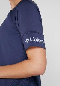 Columbia - WINDGATES TEE - Print T-shirt - nocturnal - 6
