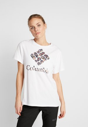 PARK™ RELAXED TEE - T-shirts med print - white