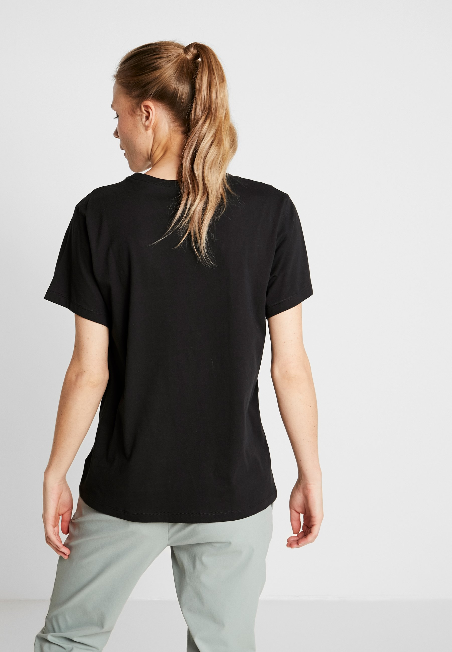 Columbia PARK™ RELAXED TEE - T-shirts med print - black