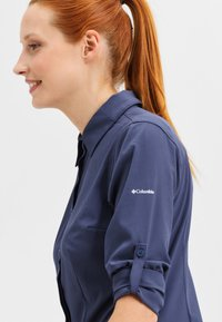 Columbia - Button-down blouse - nocturnal - 3