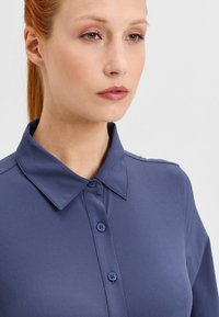 Columbia - Button-down blouse - nocturnal - 4