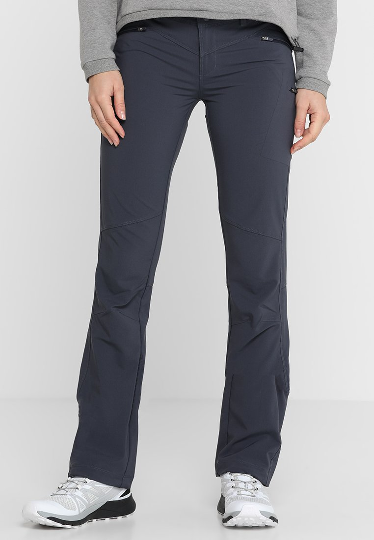 Columbia - PEAK TO POINT PANT - Pantalon classique - india ink