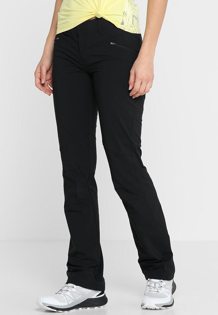 Columbia - PEAK TO POINT PANT - Pantalones - black