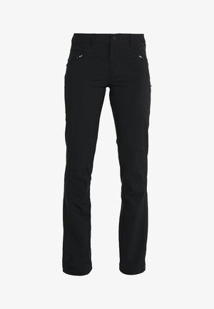 PEAK TO POINT PANT - Bukse - black