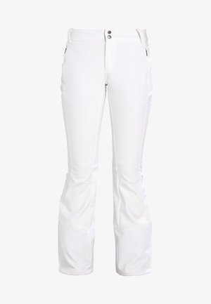 ROFFE RIDGE - Snow pants - white