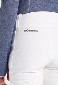 Columbia - ROFFE RIDGE - Skibroek - white - 4