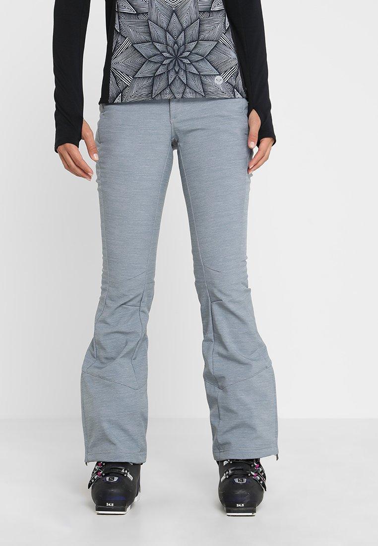 Columbia - ROFFE RIDGE PANT - Pantaloni da neve - grey