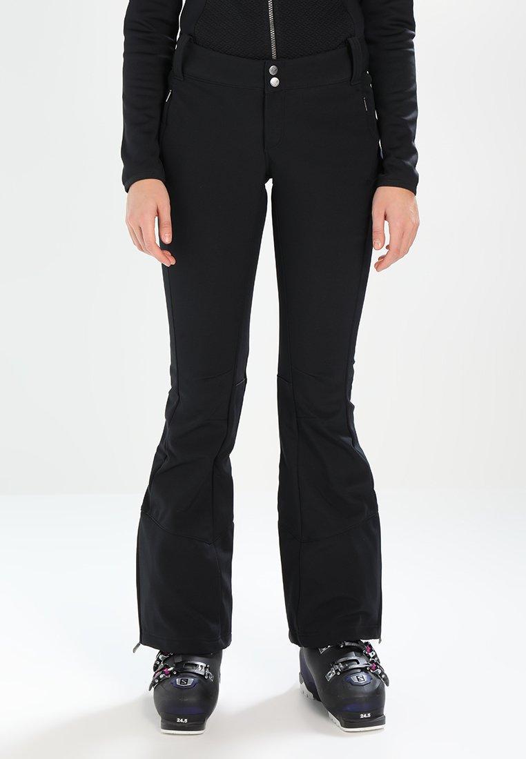 Columbia - ROFFE RIDGE PANT - Talvihousut - black