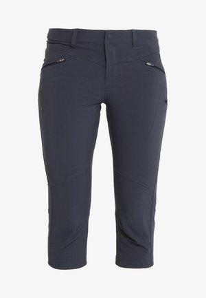 PEAK TO PANT - 3/4 Sporthose - grey