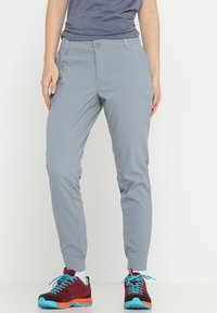 Columbia - FIRWOOD CAMP™ PANT - Trousers - tradewinds grey - 0