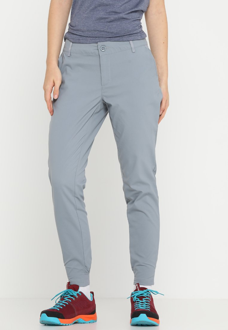 Columbia - FIRWOOD CAMP™ PANT - Trousers - tradewinds grey