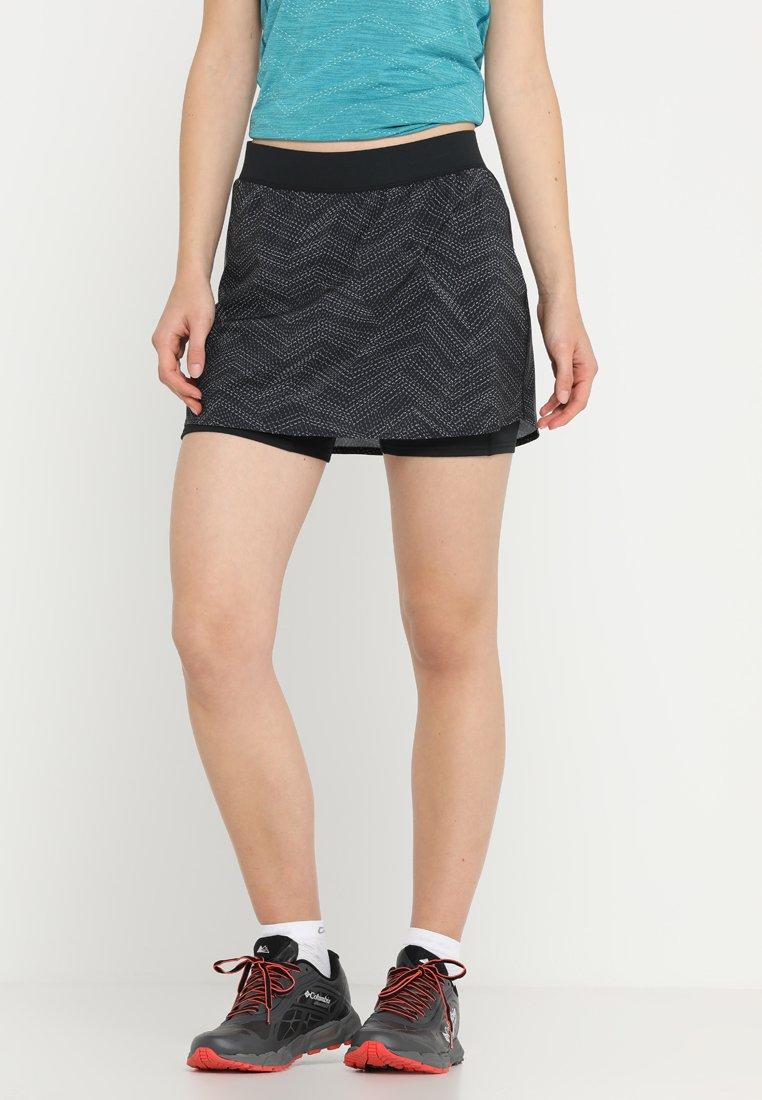 Columbia - TITAN ULTRA™ SKORT - Sports skirt - black