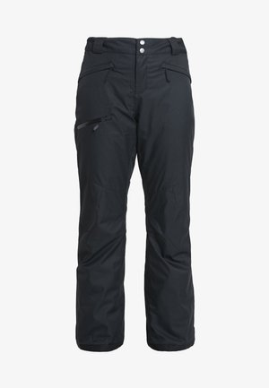 WILDSIDE PANT - Snow pants - charcoal heather