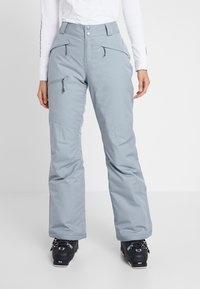 Columbia - WILDSIDE PANT - Zimní kalhoty - tradewinds grey heather - 0