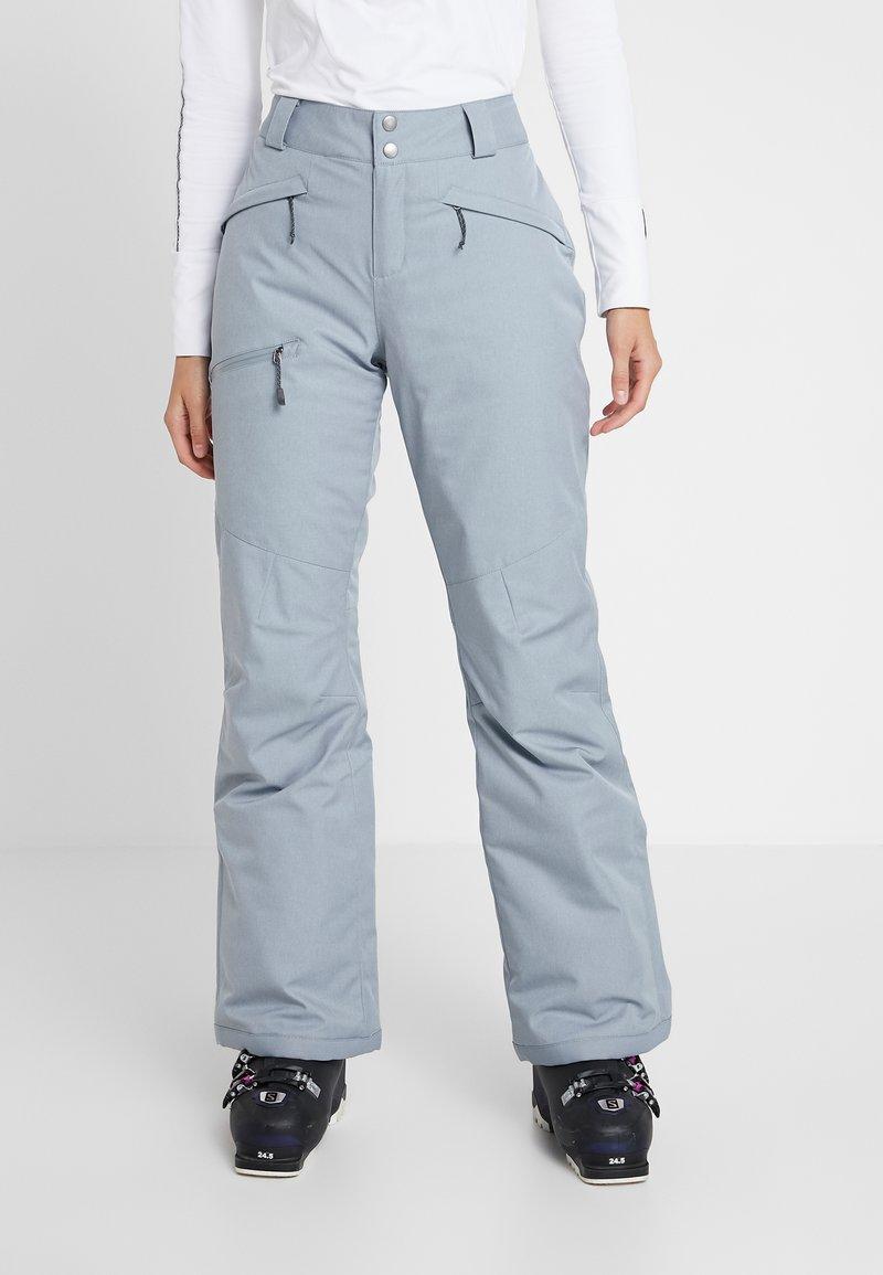 Columbia - WILDSIDE PANT - Zimní kalhoty - tradewinds grey heather
