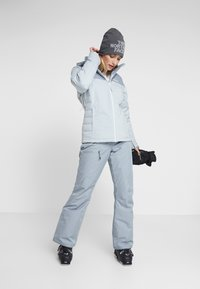 Columbia - WILDSIDE PANT - Zimní kalhoty - tradewinds grey heather - 1