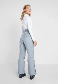 Columbia - WILDSIDE PANT - Zimní kalhoty - tradewinds grey heather - 2