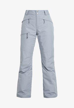 WILDSIDE PANT - Pantalón de nieve - tradewinds grey heather