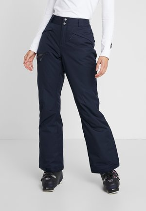 WILDSIDE PANT - Schneehose - dark nocturnal heather