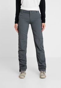 Columbia - RIDGE 2.0 CONVERTIBLE PANT - Outdoorbroeken - grill - 0
