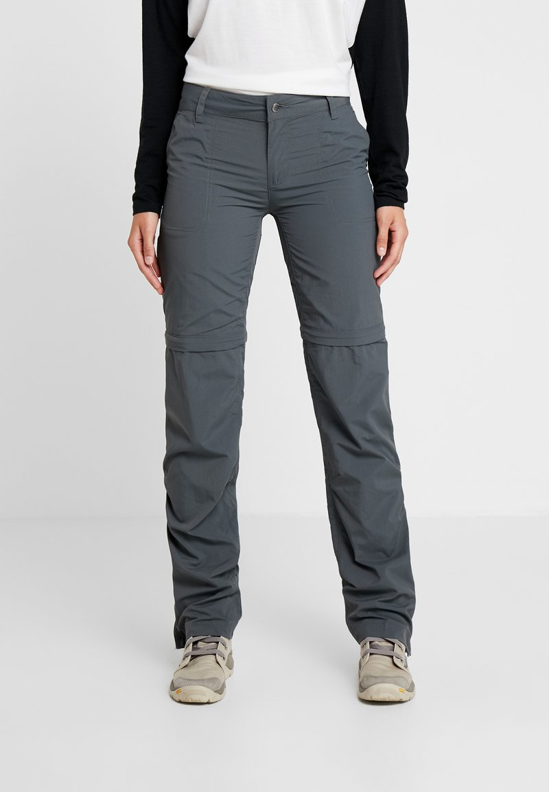 Columbia - RIDGE 2.0 CONVERTIBLE PANT - Outdoor trousers - grill