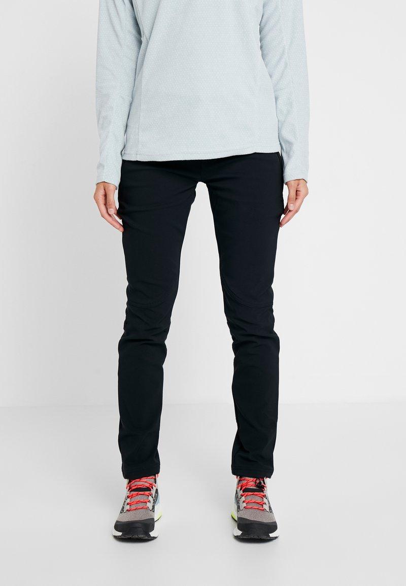 Columbia - WINDGATES FALL PANT - Pantalons outdoor - black