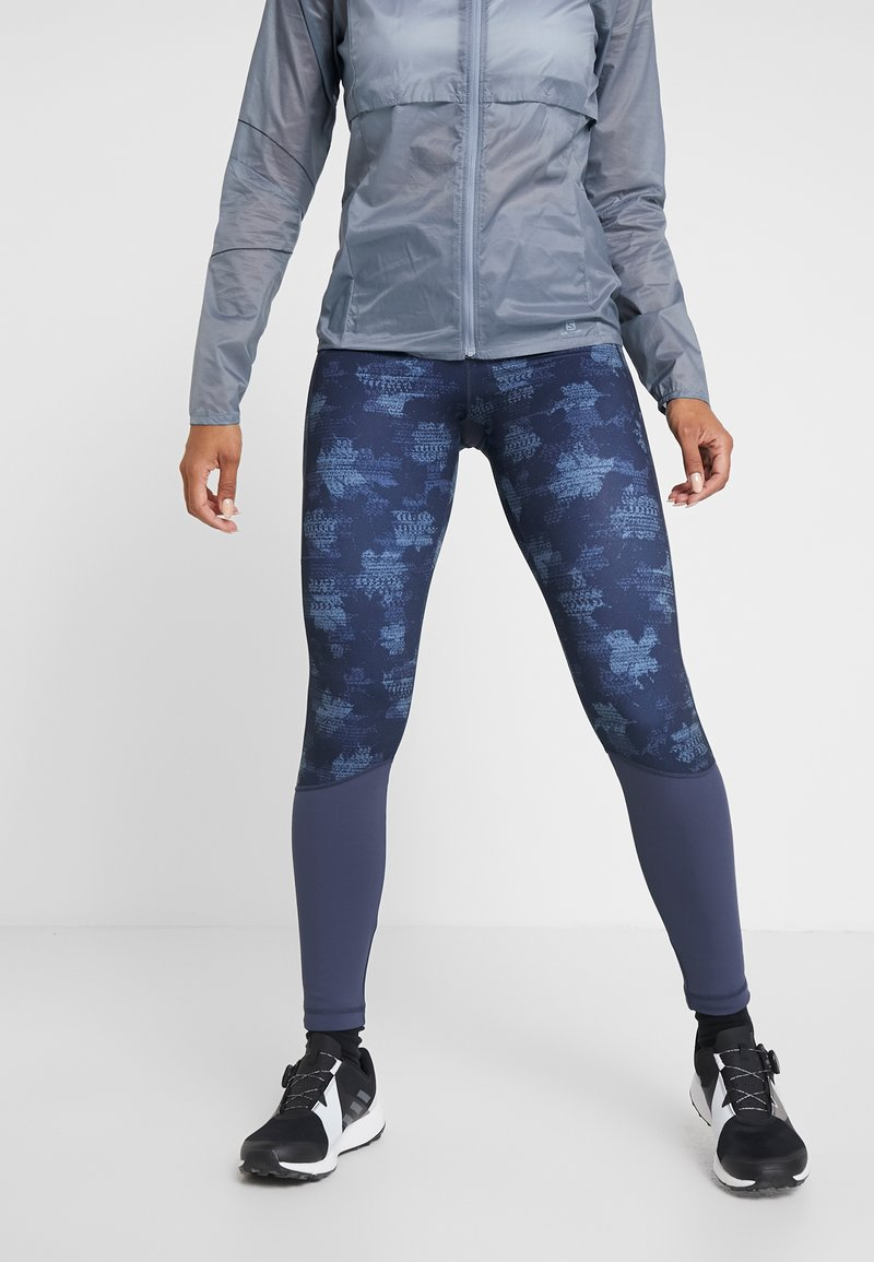 Columbia - WINDGATES LEGGING - Tights - nocturnal