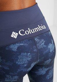 Columbia - WINDGATES LEGGING - Tights - nocturnal - 5