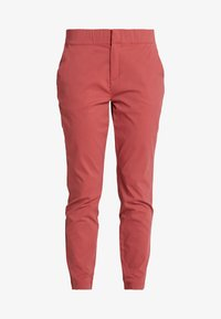 Columbia - FIRWOOD CAMP PANT - Trousers - dusty crimson - 3