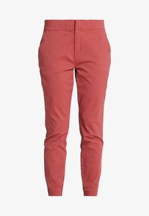 FIRWOOD CAMP PANT - Pantalon classique - dusty crimson