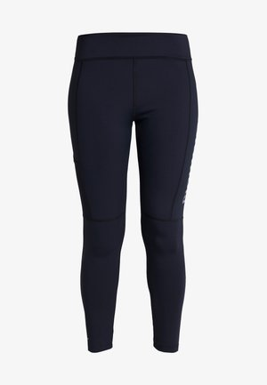 WINDGATES LEGGING - Leggings - black