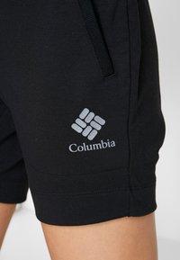 Columbia - COLUMBIA PARK - Sports shorts - black - 5