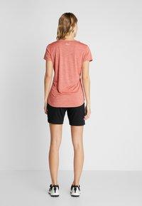 Columbia - COLUMBIA PARK - Sports shorts - black - 2