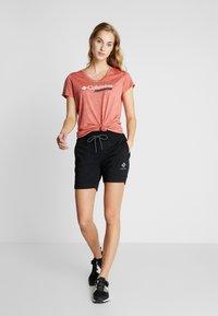 Columbia - COLUMBIA PARK - Sports shorts - black - 1
