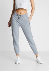 Columbia - LODGE JOGGER - Tracksuit bottoms - tradewinds grey heather - 0
