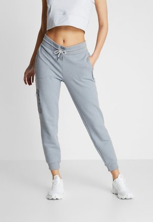 LODGE JOGGER - Tracksuit bottoms - tradewinds grey heather