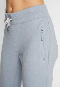 Columbia - LODGE JOGGER - Spodnie treningowe - tradewinds grey heather - 4