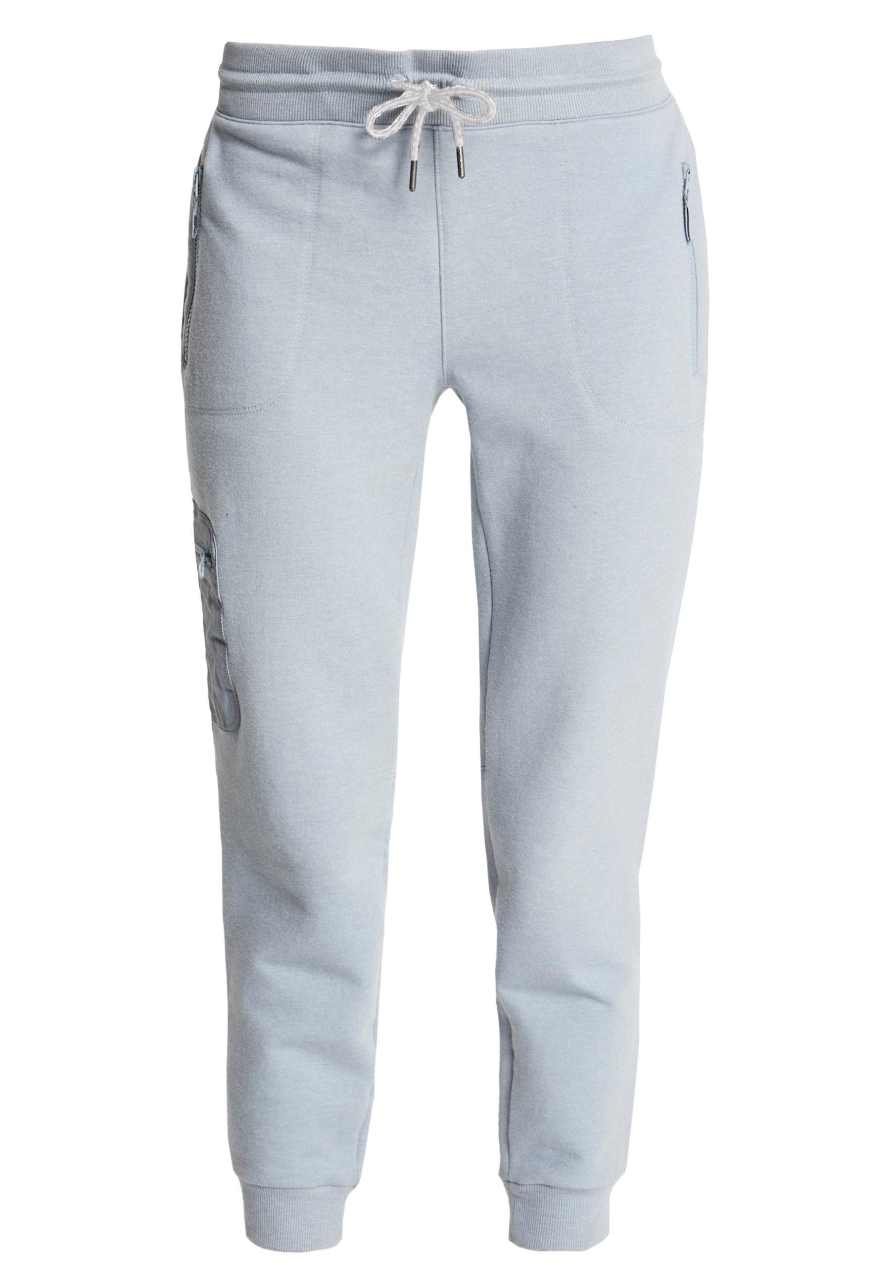 Columbia LODGE JOGGER - Spodnie treningowe - tradewinds grey heather