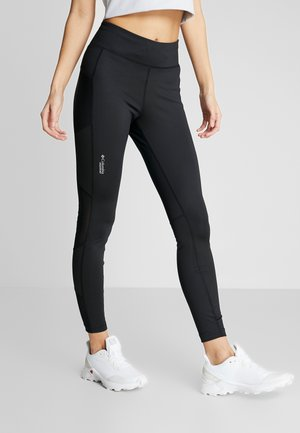 TITAN ULTRA - Leggings - black