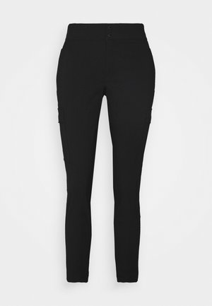 FIRWOOD - Trousers - black
