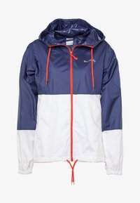Columbia - FLASH FORWARD™  - Veste coupe-vent - nocturnal/white/bold orange - 4