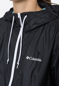 Columbia - FLASH FORWARD™  - Veste coupe-vent - black matte - 4