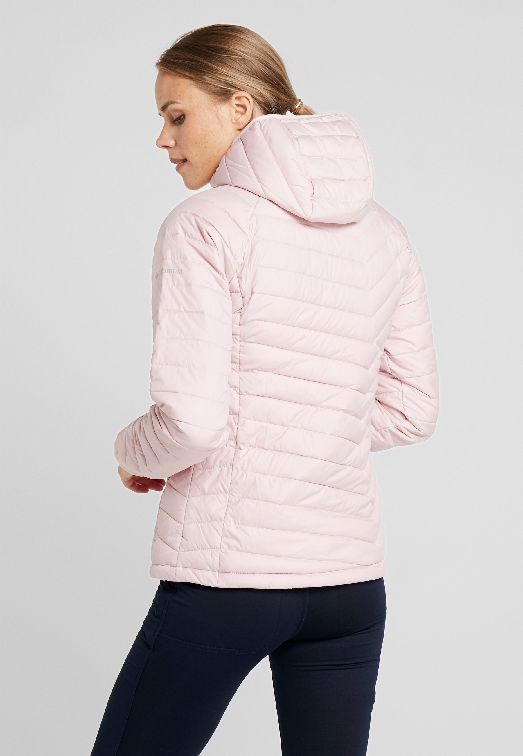 Columbia Hooded JacketVeste Lite Powder D'hiver Dusty Pink QCshtrd