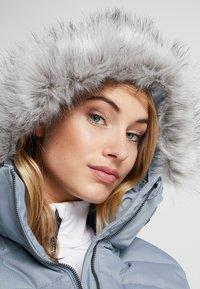 Columbia - PONDERAY - Giacca da snowboard - tradewinds grey - 6