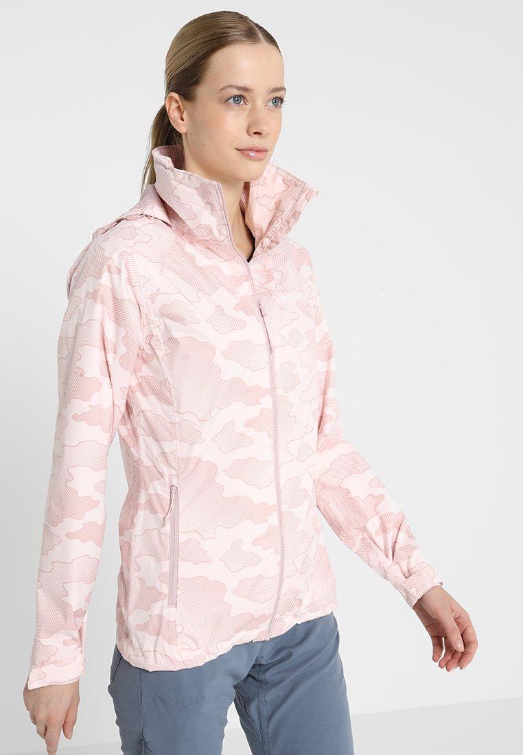 Columbia - TAPANGA TRAIL JACKET - Outdoorjas - mineral pink