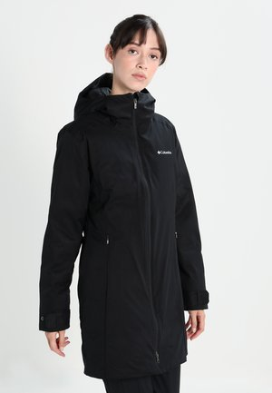 AUTUMN RISE - Winterjas - black